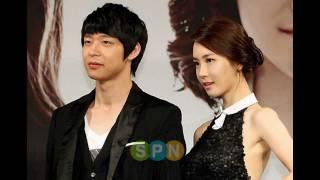getlinkyoutube.com-[Pic] Lee Da Hae + Park Yoo Chun - Miss Ripley BTS