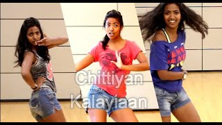 getlinkyoutube.com-Chittiyan Kalayiaan || Learn Dance Steps || Roy