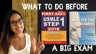 getlinkyoutube.com-USMLE Step 1 (and Other Standardized Exam) Taking Tips! | My USMLE Step 1 Experience