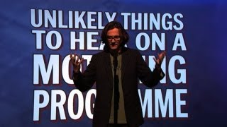 getlinkyoutube.com-Unlikely things to hear on a motoring programme - Mock the Week: Series 12 Episode 7 - BBC Two