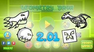 getlinkyoutube.com-TEXTURE PACK MATERIAL PARA GEOMETRY DASH 2.01 l PARA ANDROID Y STEAM l