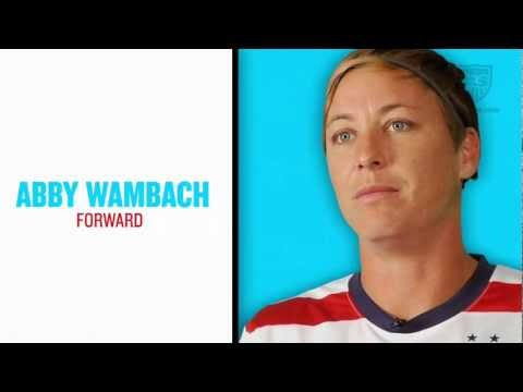 Abby Wambach: 2012 WNT Player Profile
