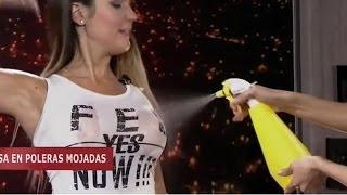 Francisca Undurraga Poleras Mojadas (HD)