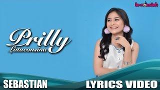 getlinkyoutube.com-Prilly Latuconsina - Sebastian (Sebatas Teman Tanpa Kepastian) (Official Lyric Video)