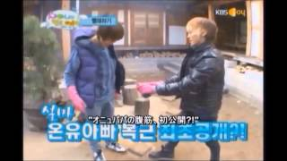 getlinkyoutube.com-SHINee Hello Baby jongyu cut [2/3]