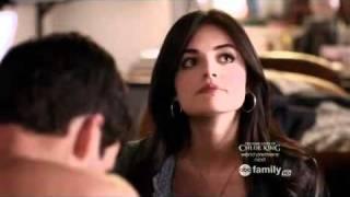 "getlinkyoutube.com-Pretty Little Liars: Ezra: ""You Know What I Love About Saturdays?"""