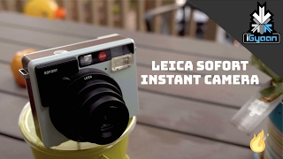 Leica Sofort Instant Camera Unboxing - Cheapest Leica Camera