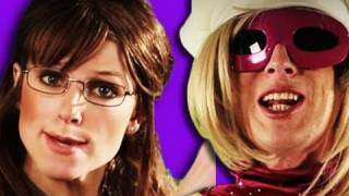 getlinkyoutube.com-Sarah Palin VS Lady Gaga - Epic Rap Battles of History 4