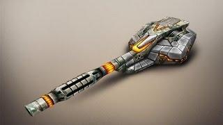 getlinkyoutube.com-Tanki Online - Best Sniper / Shaft #1