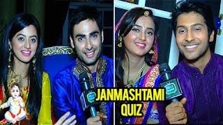 getlinkyoutube.com-Swara-Sanskar, Ragini-Lakshya Take Janmashtami Quiz   Swarigini