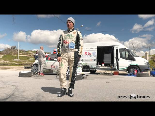TESTS VALLEJO - CITROËN DS3 R5