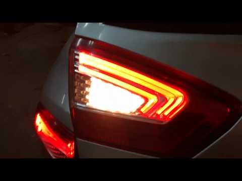 Не горит фара в крышке багажника(Ford mondeo)not lit headlight in the trunk lid