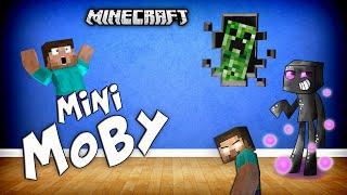 getlinkyoutube.com-NOWE MINI MOBY W MINECRAFT?! - Dolls Mod!