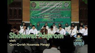 Awesome, Sholawat Alkirom Bertabur Bintang Qori-Qoriah International