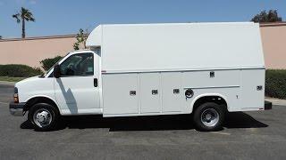 13' Knapheide Plumber Body, HVAC Body, You-Name-It Truck Body