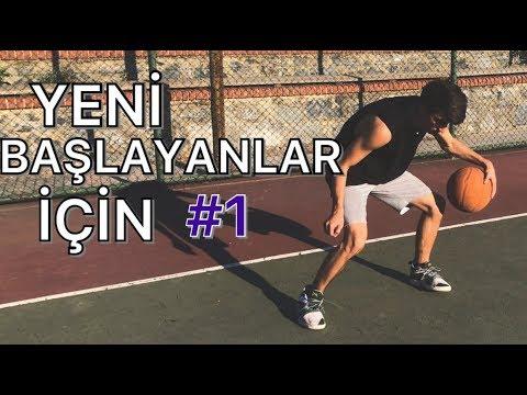 Basketbola Giriş #1 | Top Hakimiyeti