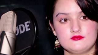 getlinkyoutube.com-Pashto New Songs 2017 - Muskan Fayaz & Ejaz khan - Khkoly Jeny
