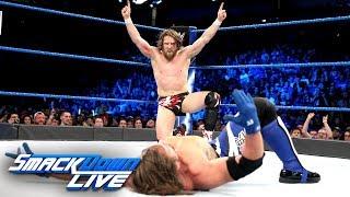 Daniel Bryan vs. AJ Styles: SmackDown LIVE, April 10, 2018 width=