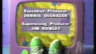 getlinkyoutube.com-Barney & Friends - Season 6 Ending Credits and PBS Fundings (1999-2000)