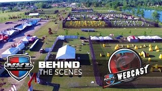 NXL Great Lakes Open - Setup Day 2 VLOG 6.04.15