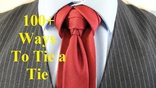 getlinkyoutube.com-How To Tie a Tie   Cobra Knot