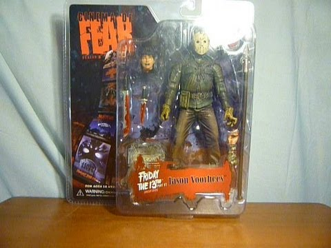 Friday The 13th Part 6 Jason Lives Jason Voorhees figure by Mezco