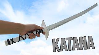 getlinkyoutube.com-Como Fazer uma Katana (Espada Samurai)