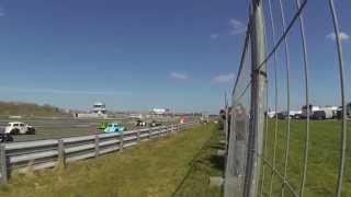 getlinkyoutube.com-OK Mobil1 Legend Car Cup Rennen 1 Padborg Park