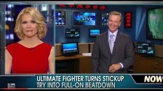 getlinkyoutube.com-Mugger vs. Ultimate Fighter