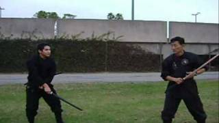 getlinkyoutube.com-Samurai Sword Basic Technique