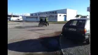 getlinkyoutube.com-brp maverick turbo prokom test drive