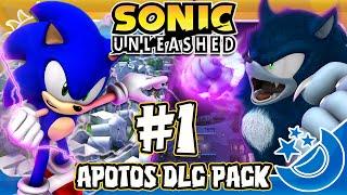 getlinkyoutube.com-Sonic Unleashed DLC - Part 1 Apotos Adventure Pack COMPLETE (1440p)
