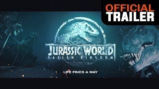 Jurassic World Fallen Kingdom: Nedry Returns