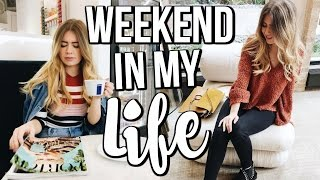 WEEKEND IN DALLAS: College Visits, Sorority House Tour, & Exploring!
