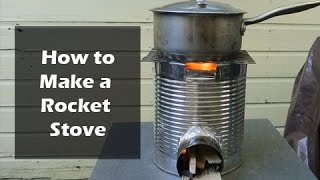 getlinkyoutube.com-How to Make a Rocket Stove from a Coffee Can