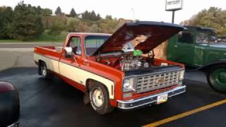 Nogo's 1976 Chevrolet Blown Big Block C-10 Project