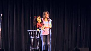 getlinkyoutube.com-Nina Conti | Fast Fringe | Chortle