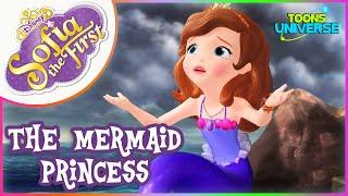 getlinkyoutube.com-💫 Sofia The First The Mermaid Princess Disney Junior Game for Children