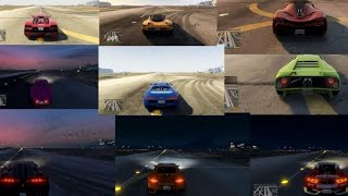 getlinkyoutube.com-#309【GTA5】GTA5の中で一番速い車ってなに!!(カスタマイズなし)