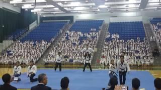 2016 Cheung Do Kwan Taekwondo Demo (Hong Kong)