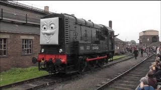 Diesel Shunting Trucks - Thomas The Tank Engine & Friends In Real Life