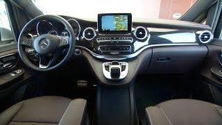 getlinkyoutube.com-NEW 2015 Mercedes V-Class Edition 1 - INTERIOR