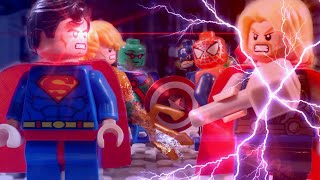 getlinkyoutube.com-Lego Marvel vs DC Super Heroes 2