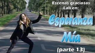 getlinkyoutube.com-Escenas graciosas ESPERANZA [parte 13/39] Lali Espósito capitulos 55 al 58