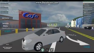 Roblox pacifico new car test