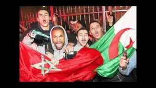 getlinkyoutube.com-أغنية RAP جزائرية للرد على الشعب المغربي و التونسي و الليبي MAKAROF 007