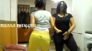 Indian College Desi Girls Dancing at Home Fully Drunk