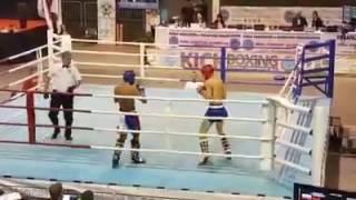 getlinkyoutube.com-Aca Konovalov vs Viktor Mihajlov WAKO EC 2016