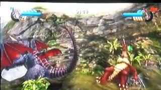 getlinkyoutube.com-Godzilla Unleashed: Destroyah vs Titanosaurus