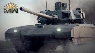 getlinkyoutube.com-T-14 Armata - Russian Main Battle Tank [Review]